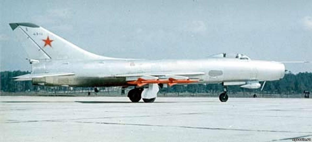 Су-9 Истребитель-перехватчик