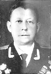 Герой Советского Союза Кирилюк Виктор Васильевич