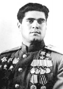 Дважды Герой Советского Союза Степаненко Иван Никифорович