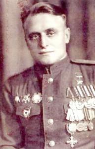 Герой Советского Союза Гнидо Петр Андреевич