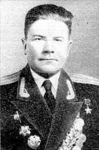 Герой Советского Союза Комельков Михаил Сергеевич