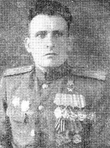 Герой Советского Союза Максимов Николай Васильевич