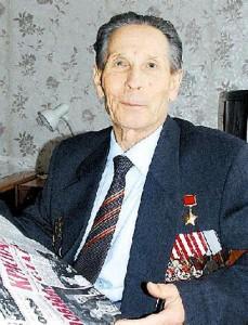 Герой Советского Союза Маслов Иван Васильевич