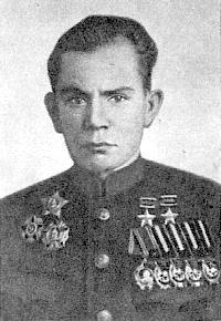 Дважды Герой Советского Союза Паршин Георгий Михайлович
