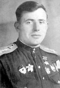 Герой Советского Союза Зеленов Николай Андрианович