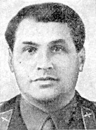 Герой Советского Союза Шандула Владимир Никифорович
