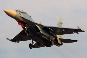 """Су-30М2 (бортовой номер """"41 синий"""", серийный номер 87940) постройки 2013 года из состава 22-го гвардейского истребительного авиационного полка 303-й гвардейской смешанной авиационной дивизии 3-го командования ВВС и ПВО России. Центральная Угловая"""