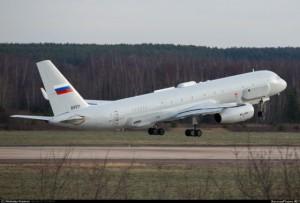 Ту-214Р (регистрационный номер 64511, заводской номер 42305011, серийный номер 511). Жуковский