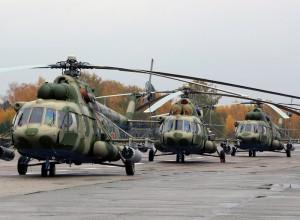 Вертолеты Ми-8МТВ-5-1
