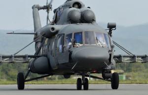 Ми-8 АМТШ-В «Терминатор»