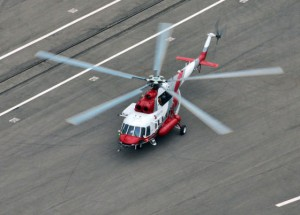 Летные испытания первого опытного образца многоцелевого вертолета Ми-171А2