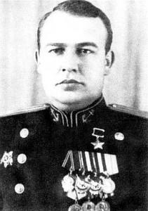 Герой Советского Союза Зюзин Дмитрий Васильевич