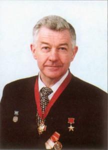 Герой Советского Союза Пугачёв Виктор Георгиевич